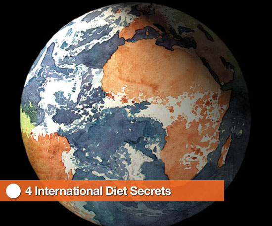 International Diet Tips