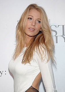 Blake Lively Doesn't Mind a Pre-Booty-Shorts Burrito