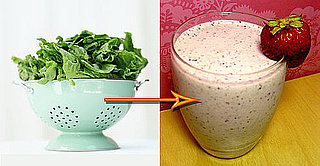 Healthy Eating Tip: Add Greens to Smoothies