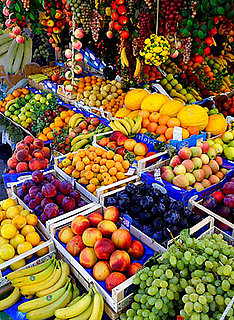Fiber Content in Fruit