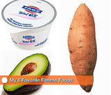 My 6 Favorite Fitness Foods