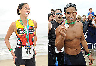 Teri Hatcher and Friends Do the Nautica Malibu Tri
