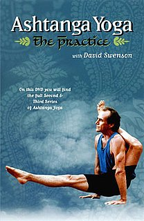 Move it at Home:  David Swenson's Ashtanga Yoga - Second and Third Series