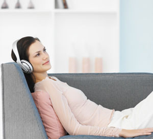 Relax Already: With Soothing Music