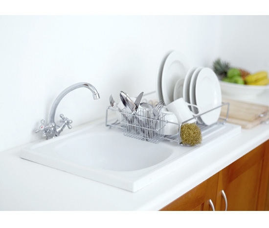 Kitchen Sinks and Sponges