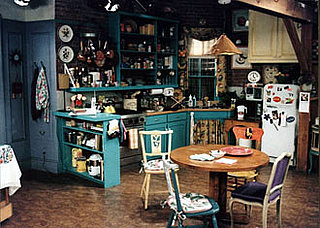 What TV Series Did These Kitchens Star In?