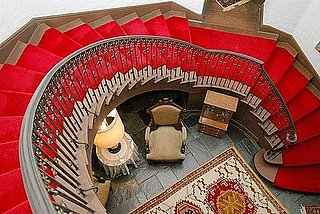 Do You Have a Spiral Staircase?