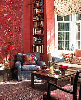 Do You Display Textiles on Your Walls?