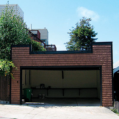 Before and After: Taking Advantage of an Underutilized Garage