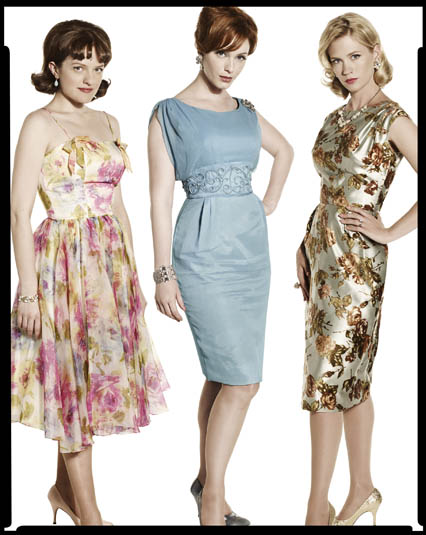 Get the Look:  The Stylish Ladies of Mad Men