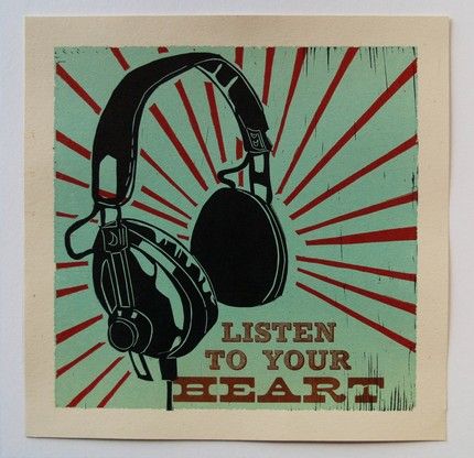 Stop following the crowd and Listen to Your Heart ($20). You'll be glad you did!