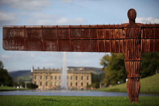 """Beyond Limits"" Show Opens Today in Chatsworth, England"