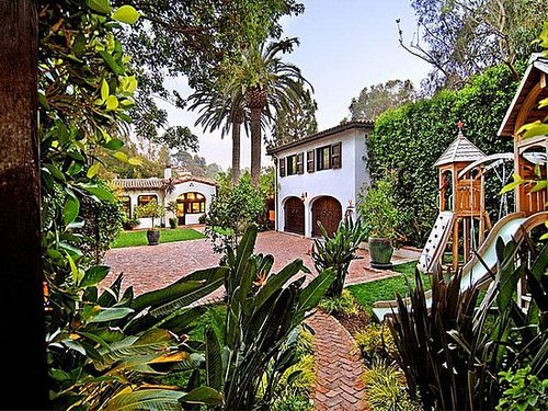 Ben Stiller and Christine Taylor Put Their Hollywood Hills Home on the Market for $12.5 Million