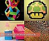 10 Works of Art Made of Post-Its