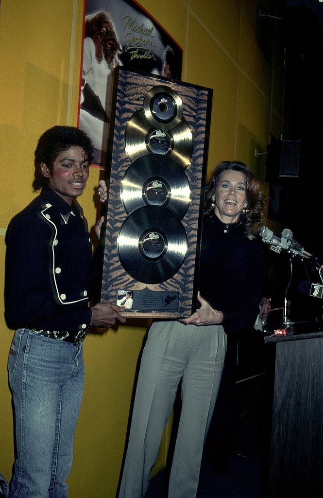 Thriller Goes Platinum