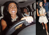 Photos Of Katie Price aka Jordan Out In London Last Night