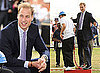 Photos of Prince William at Skill Force Team Building Exercise at Tower of London