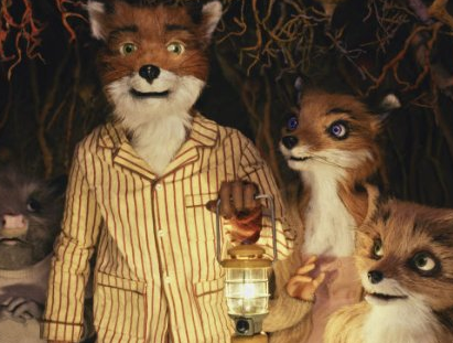 UK Poll And Trailer For Wes Anderson's The Fantastic Mr Fox Starring George Clooney, Meryl Streep, Owen Wilson,