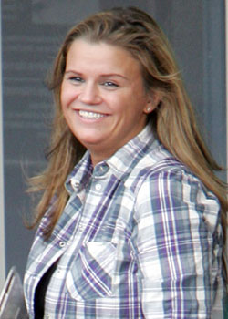 Sugar Bits — Kerry Katona Arrested For Alleged Attack