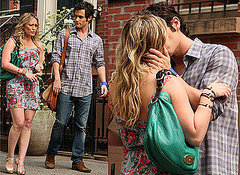 Chace Crawford  Blake Lively Dating on For Gossip Girl Season Three  Plus Blake Lively And Chace Crawford
