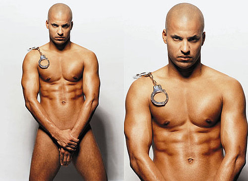 Photos of Shirtless Nude Naked Ricky Whittle in Cosmopolitan Ahead of Strictly Come Dancing