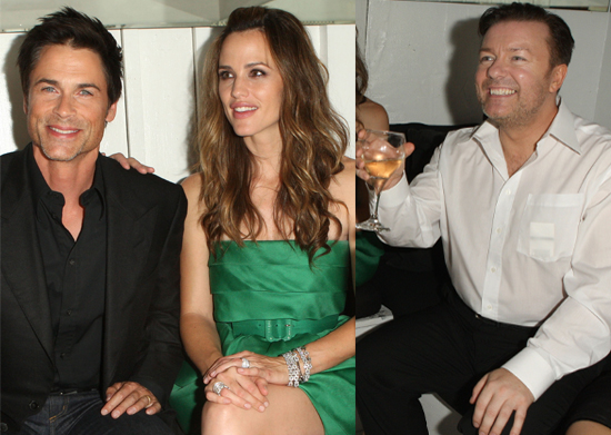 Photos Of Jennifer Garner, Rob Lowe and Ricky Gervais At The First Screening Of The Invention of Lying At 2009 TIFF
