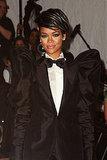 Rihanna Hair, Rihanna Mohawk