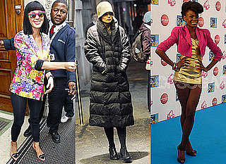 Celebrities Wearing Vivienne Westwood for Melissa