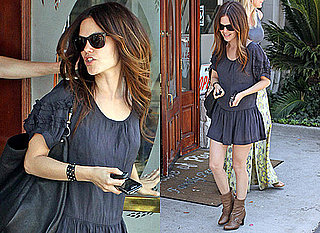 Celebrity Style: Rachel Bilson's Cool Summer Look