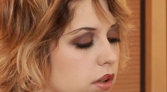 Peaches Geldof Makeup, Peaches Geldof Biba