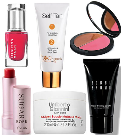 August Must Haves: Hot Holiday Beauty Products