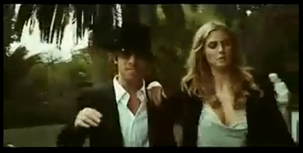 Heidi Klum in Jamiroquai's Love Foolosophy Video