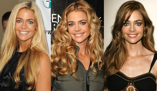 Denise Richards Hair