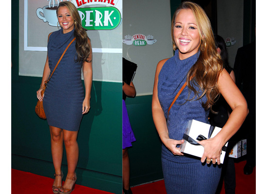 Photos of Kimberley Walsh at Central Perk Opening in London