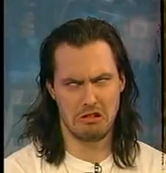 Andrew WK Hams It Up on Fox News