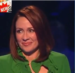 Patricia Heaton on Who Wants to Be a Celebrity Millionaire