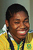 Caster Semenya Now in Hiding, Tests Reveal She's Intersexed