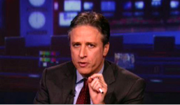 Jon Stewart Calls Out Obama on Don't Ask, Don't Tell