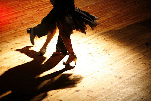 Just Another Dance by Arianna (Written 30th July 2009)