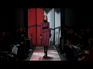 New York Fashion Week: DKNY Fall 2009 Video