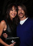 Tamara Mellon and Anthony Kiedis