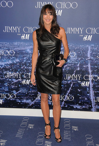 Angela Lindvall, M.I.A, and Whitney Port Step Out in Jimmy Choo for H&M