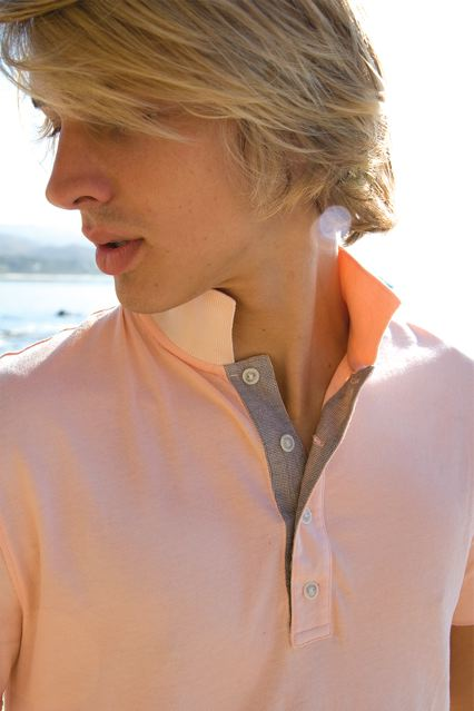 Riviera Club Menswear Trades on Vintage Surfer Style