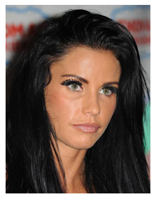 Katie Price talks Botox in her new book Standing Out