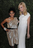 Monique Pean, Jessica Stam