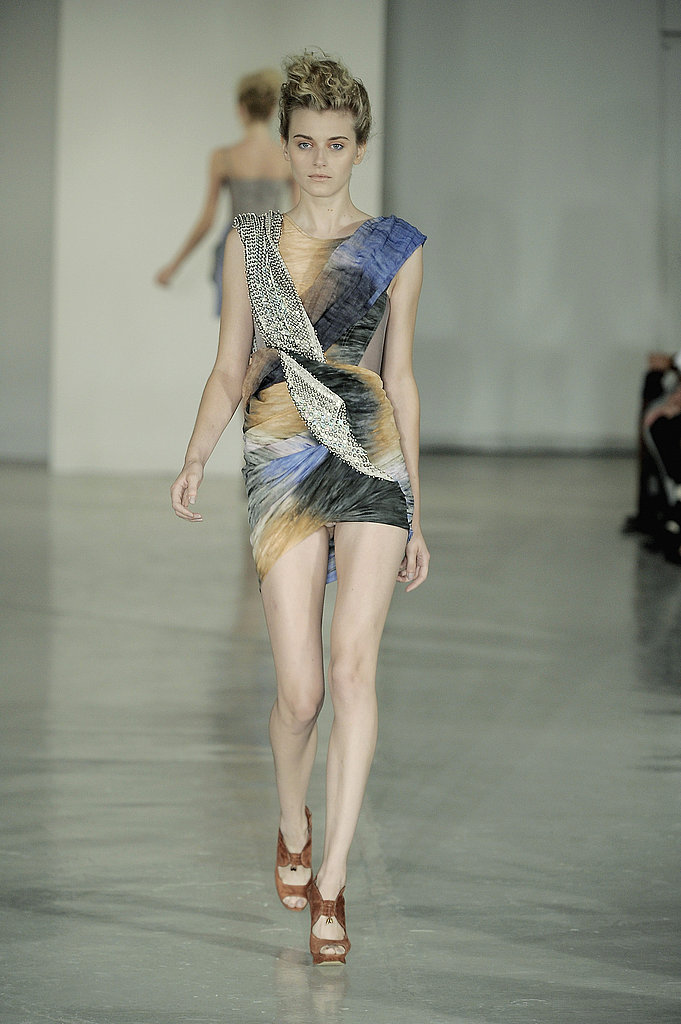 London Fashion Week: Peter Pilotto Spring 2010