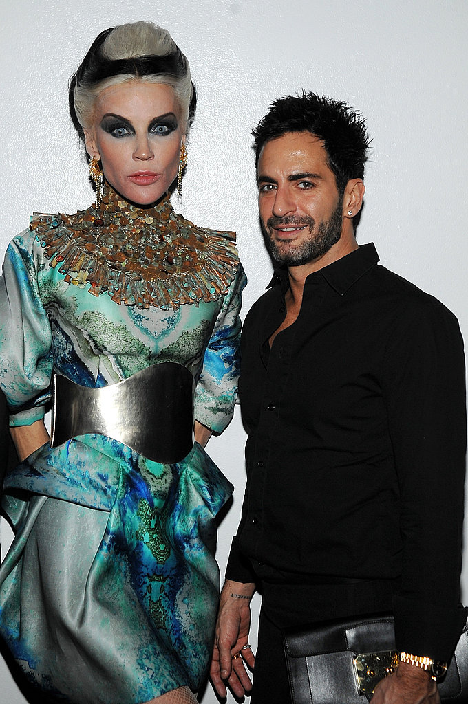Daphne Guinness, Marc Jacobs
