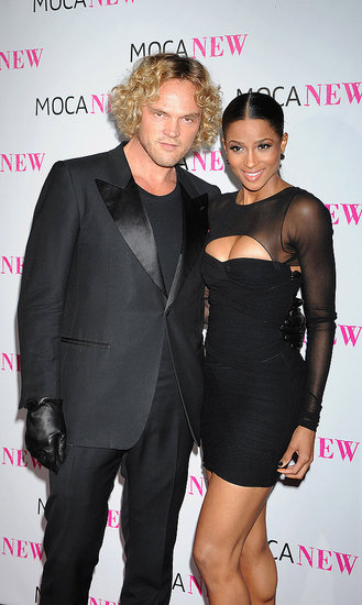 Peter Dundas and Ciara