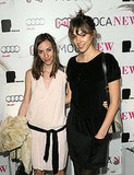 Gia Coppola and Tracy Antonopoulos
