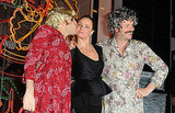 Noel Fielding, Stella McCartney, Julian Barratt